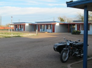 Burro Jim's Motel