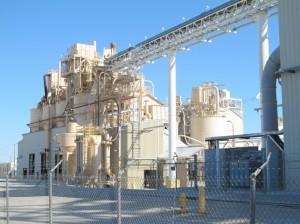 USG drywall plant