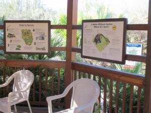 Arboretum displays