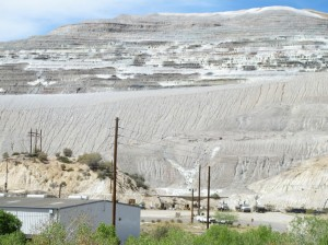 Another copper mine