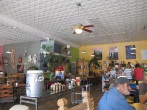 Javalina Café