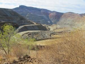 Santa Rita Copper Mine