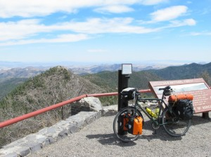 Emory Pass lookout