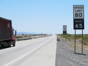 On I-10