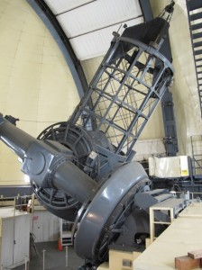 Repositioning the telescope