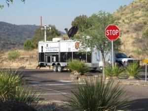 Mobile command center