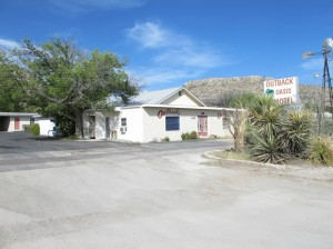 Outback Oasis Motel