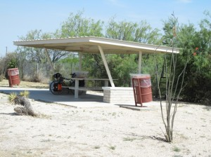 Route 90 picnic area