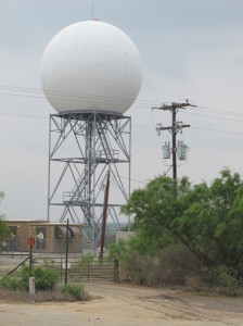 A radar installation?