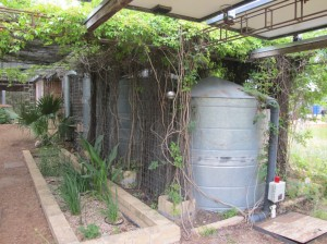 CMPBS rainwater tanks